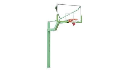 YHLM-220独臂固定篮球架