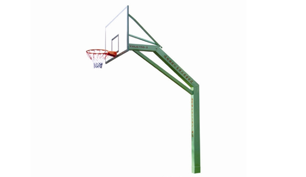 YHLG-150-1独臂固定篮球架