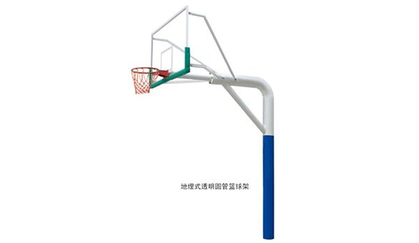 YHLM-220-2独臂固定篮球架