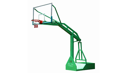 YHLB-220-1独臂式移动篮球架