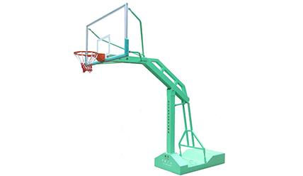 吴忠YHLT-150箱式移动篮球架