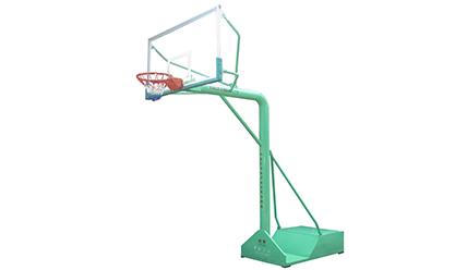 YHLT-165-3忧华牌箱式移动篮球架