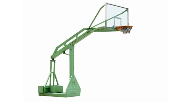 特级150忧华牌独臂式移动篮球架