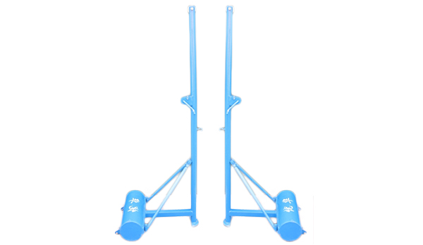 滚筒式活动羽毛球柱 YHYC-3