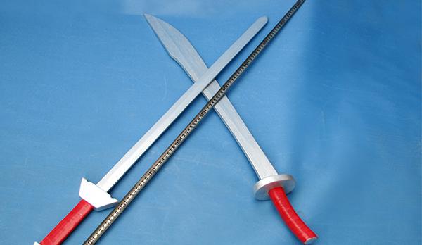 武术木刀(剑)