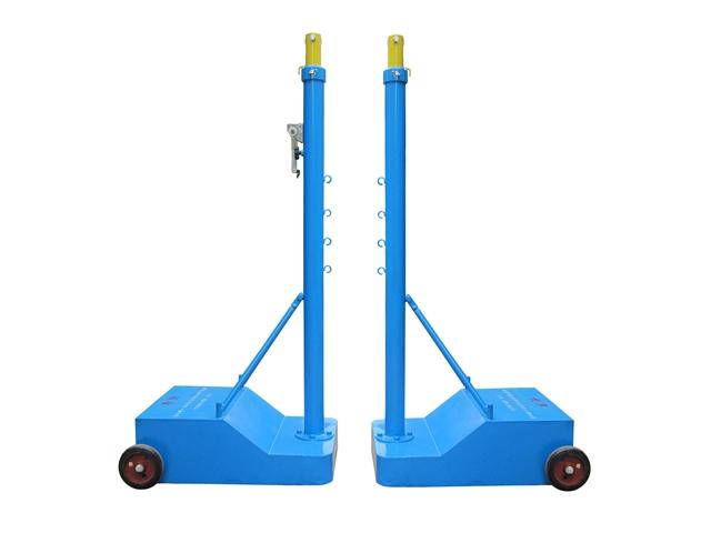 气排球、羽毛球升降两用柱YHLZ-5