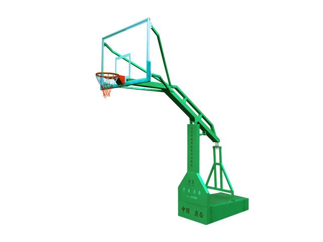 YHLT-101B仿液压篮球架