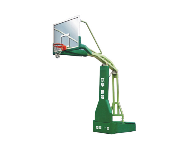 YHSYLZ-201B 手动液压篮球架