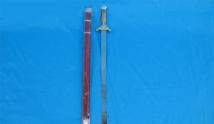 吴忠武术软剑