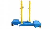 四用移动式升降排、气排、羽、网球柱 YHZYZP-2