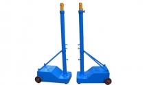 气排球、羽毛球升降两用柱YHLZ-2