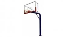 YHLM-220-3独臂固定篮球架