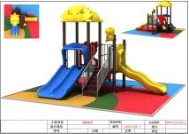 YHHT-1607组合滑梯