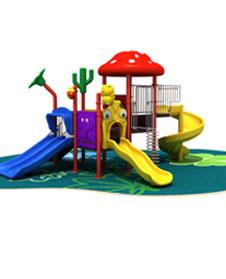 儿童组合滑梯YHHT-1405